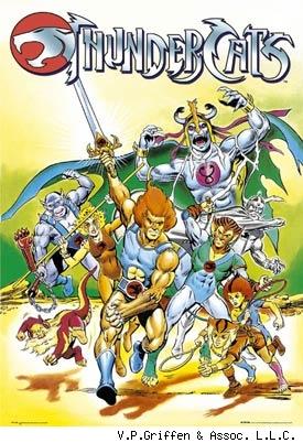 Thundercats Warner Bros on De Lo Que Vivieron Su Infancia En Los Anos 80 Warner Bros Prepara
