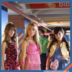 High school musical, el desafio (2008)