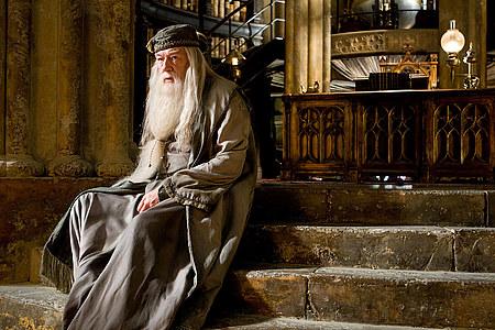 Colegio Hogwarts - Portal-Harry! Harry-potter-dumbledore