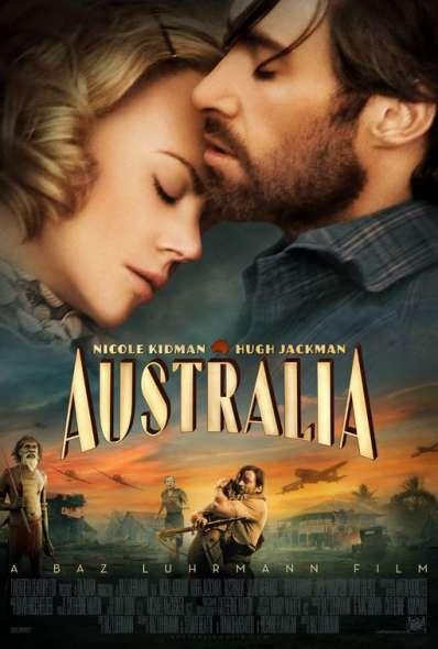 Australia, poster