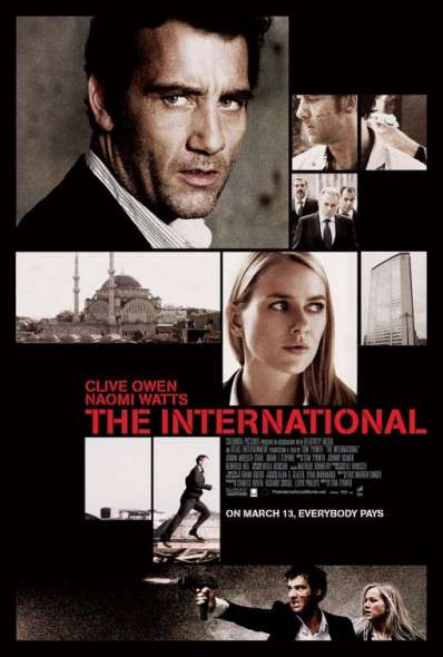 The International The-international