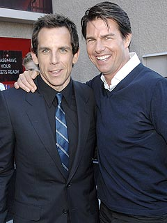 ¿Cuánto mide Ben Stiller? - Real height Stiller_cruise