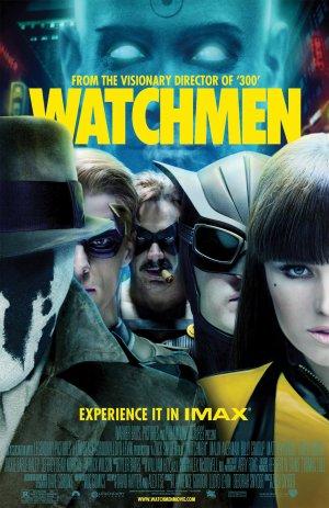 Watchmen - Los Vigilantes Watchmen-imax