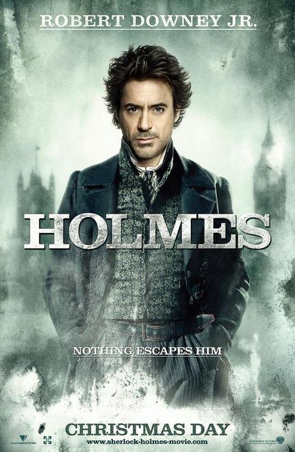 Sherlock Holmes (Alta Calidad)
