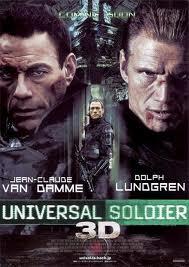Van Damme vuelve con Soldado Universal 3D