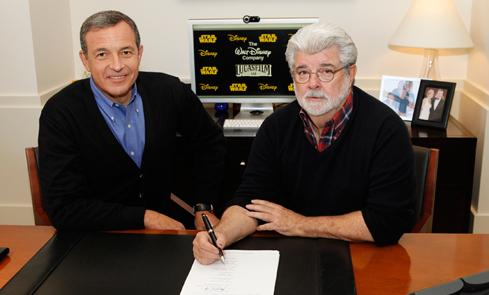 Foto oficial distribuida por Disney