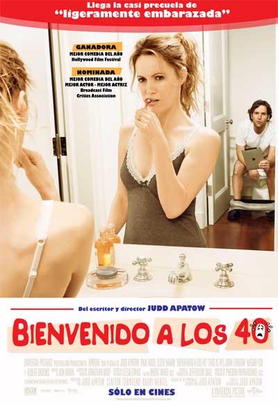 Bienvenido A Los 40 [2012] [Dvdrip] [Español Latino]