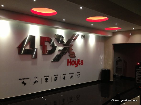 210 Asi Es Una Sala De Cine 4dx on oscar for sale