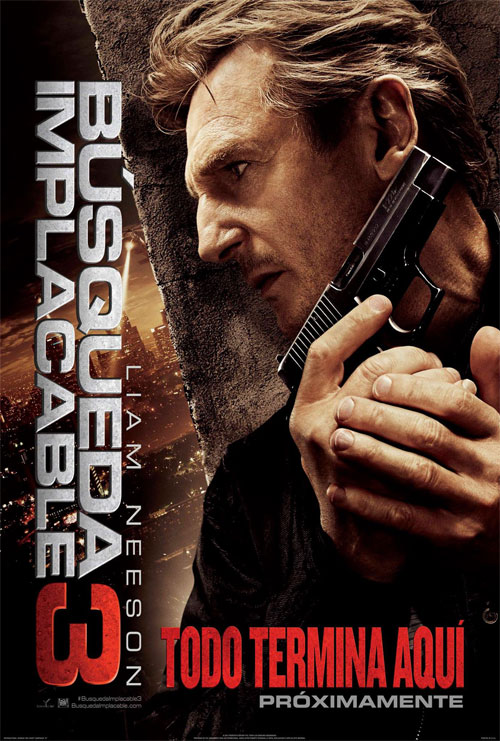 Busqueda Implacable 3 (2015) [Dvdrip] [Latino] [1 Link]
