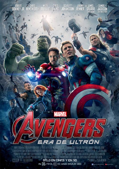 [En Cartelera]  Avengers 2: Age of Ultron  - Página 4 Los-vengadores-2